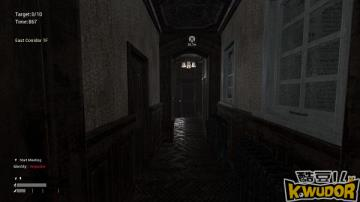 SCP 崭新人狼游戏《SCP:Mansion》3 月尾Steam开战图片